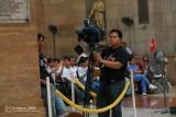 GMA-7 television crew