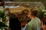 Veneration of St. Thérèse's relics