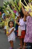 Araw ng Palaspas / Palm Sunday 2008
