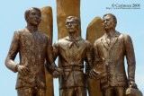 Triumvirate Monument - Valenzuela City