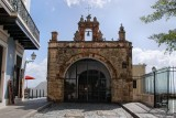 Capilla Del Cristo chapel in Old San Juan