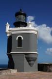 El Morro's lighthouse