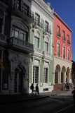 Colorful Old San Juan buildings