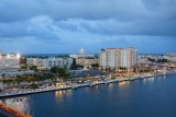 San Juan in the evening