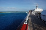 Westerdam and Half Moon Cay