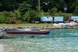 Fishing boats in Ocho Rios