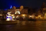 Gaston's Tavern, night