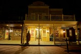 General Store, night