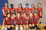 Girls 13U Red Devils