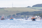 2016 Salcombe Regatta - Crabbers Race