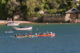 2016 Salcombe Regatta - Rowing