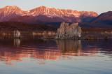 Eastern Sierras and Mono Lake