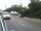 Traffic Accidents in Alfe Menashe
