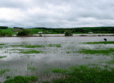 Flooding in the Beauce