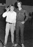 John Fewings (l) and Ken Kaye (r)