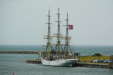 Norwegian Tall Ship in Collingwood Harbour - Aug. 2013