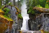Nairn Falls, Pemberton British Columbia - May 25, 2014