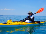 Kayaking to the Mary Ward - June 25, 2016