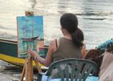 Dockside Artist