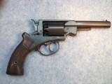 Beaumont Adams Percussion Revolver