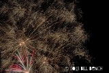 Fireworks and lights