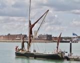Thames Sailing Barge.