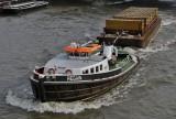 Thames Tug Regain.