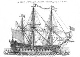 First rate warship