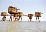 Redsand Army Fort, (Maunsell Fort)