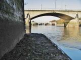 Standing on Richmond Rail Bridge, looking under Twickenham Bridge at Richmond foot bridge. Which gallery does this go in ?