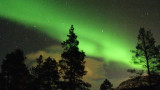 Northern Lights cruise to Norway March 2014