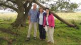 Barbara and Paul visit Sep 2014