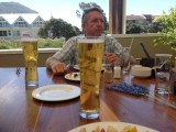A nice couple of Italian Peroni,  Hout Bay South Africa