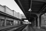 Toledo Union Station platform