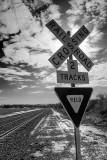 Crossing Sign, Louisville, Ohio