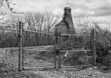 Fence and Coaling Tower, Akron, Ohio