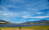 Mount Dromedary and River Derwent