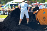 Coal Shovelling competition