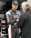 Fabian Coulthard autographing