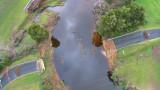 Lapoinya Bridge Damage