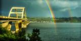 Waldport Oregon Bridge