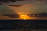 2720 Sunset at Maalaea Bay