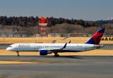 Delta Boeing B757WL
