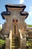 Imposing Balinese Door