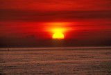 Sunrise Over Caribe Sea