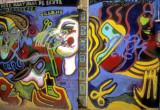 No Quality? Grafitti Destroying Art?