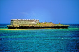 Sao Lourenco, The Artilery Fort on the Coral Atol