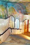 La Pedrera Stairs