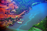 Iron Mines And Barges: