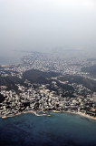 Athens Coast, Very Foggy Day